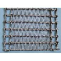 Cheap Long Lifetime Stainless Steel Spiral Conveyor Belt With Stand Both Atmospheric for sale