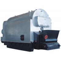 Quality Water heated 8 Ton Coal Fired Steam Boiler Of High Pressure 1.25Mpa - 2.45Mpa wholesale