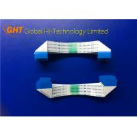 Quality Waterproof FFC Flexible Ribbon Cable 0.5mm Pitch With 90 Degree 2 Side Folding wholesale