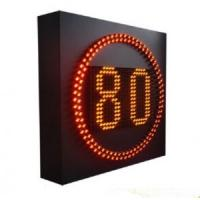Quality High brightness electronic street signs Remote control , expressways digital road signs wholesale