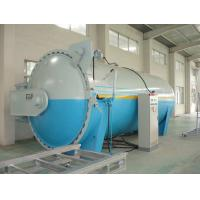 Quality Automatic Laminated Vulcanizing Autoclave Industrial Φ3m , High Efficiency wholesale