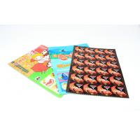 China Hardcover Cartoon Book Saddle Stitch Printing Services With 3D Pictures on sale