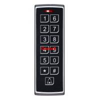 Quality Standalone Keypad Access Control NO WG 26 No WG34 , Standalone Keypad Access Control wholesale