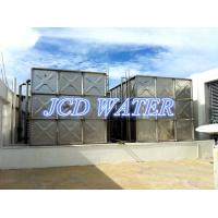 Quality Automatic Sectional Water Tanks For Waste Water Treatment , SMC Water Tank wholesale