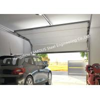Quality Motorized Industrial Garage Doors With Remote Control Quick Response Doors Fire Emergency Use wholesale