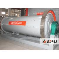 Quality Professional Gold Industrial Ball Mill For Wet / Dry Grinding 110kw wholesale