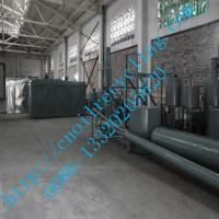 China Hot Sale To Europe ZSA-10 Vacuum Distillation Unit To Base Oil From Waste Oil on sale