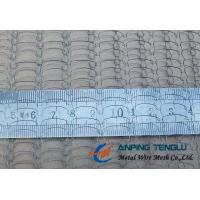Buy cheap Knitted Wire Mesh, Stainless Steel Material, 0.10-0.30mm Wire Diameter from wholesalers