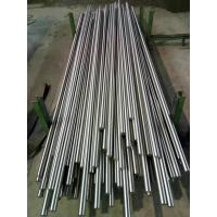 Quality Corrosion Resistant Nickel Alloy Bar , Hastelloy B2 Round Bar Black Bright Surface wholesale