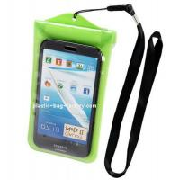Quality Swimming Waterproof Phone Wallet , Underwater Phone Case For Samsung Galaxy wholesale