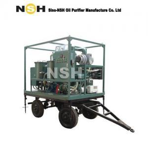 Quality Vacuum Transformer Oil Purification, singel-, dule-, triple-stage wholesale