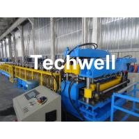 Quality Galvanized Steel Sheet Double Layer Roof Panel Roll Forming Machine for Two Roof Wall Panel Profiles wholesale
