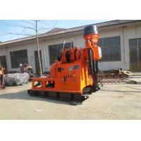 Quality Water Well Borehole Drilling Rig , Water Drilling Equipment ISO Approved wholesale