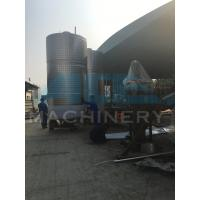 Quality Food Grade Sanitary Stainless Steel Beer Conical Fermenter (ACE-FJG-J9) wholesale