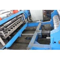 Buy cheap 0.3mm - 0.8mm Corrugated Roll Forming Machine from wholesalers