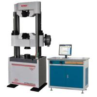 Quality Computer Hydraulic Universal Testing Machine , Hydraulic Testing Equipment wholesale