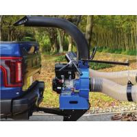 High Performance Landscaping Power Equipment Truck Loader Leaf Vacuum