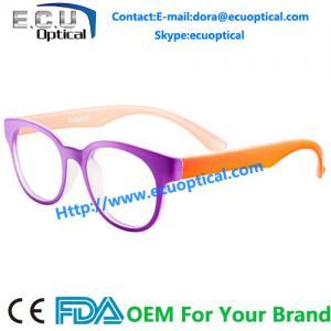 Quality New Designer Retro Colorful TR 90 Optical Eyeglasses Frames wholesale