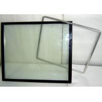 Quality Euro Grey / Blue / Green Double Insulated Glass Used In Curtain Walls And Windows wholesale