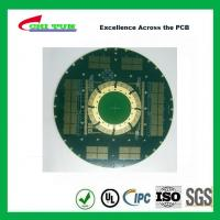 Cheap Designing Pcb Boards Custom Circuit Board 18L 4.5MM 8MIL IMMERSION GOLD for sale