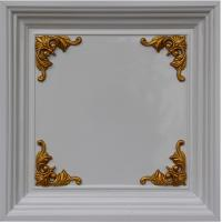 Cheap Fireproof Drop Ceiling Tiles European Style Wallpaper Home Wall Decoration Material for sale
