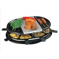 Quality Teppanyaki Home Stone Electric BBQ Grill XJ-3K076CO wholesale