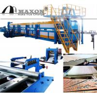 Quality Engraved Metal Thermal Insulated Wall Panel Machine Line wholesale
