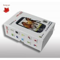Quality Personalized Silk Screen Cardboard Packaging Boxes For Mobile Phone wholesale