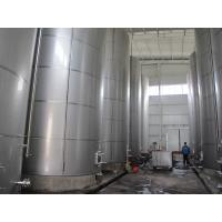 Buy cheap Vertical SS Moveable Sealed Cosmetic Product Lotion Storage Tank Mobile Oil Storage Tank from wholesalers