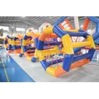 Quality Colorful Inflatable Water Roller Wheel for Water Park wholesale