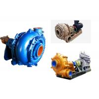 Quality Heavy Duty Waterproof Sand Slurry Pump , Sand Pumping Equipment Energy Saving wholesale