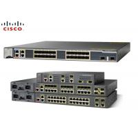 Quality High Speed Cisco Switch Module For Cisco Metro Ethernet 3600 Access Switch ME-3600X-24TS-M wholesale