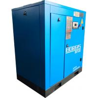 Quality 3 phase 10hp 7.5KW 0.8mpa electric motor direct driven screw air compressor wholesale