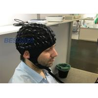 Comfortable EEG Electrode Cap For Attention Deficit Disorder Training Research
