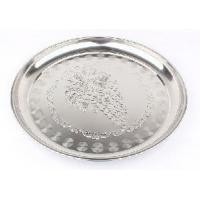 Quality Stainless Steel Fruit Plate with Grape wholesale
