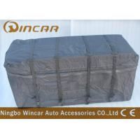 Quality 600d Oxford Fabric Roof Luggage Rack , Waterproof Roof Storage Bag With Logo wholesale