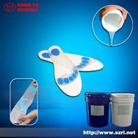 China Addition cured silicon rubber for silicon insole on sale