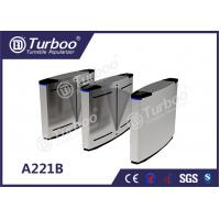 Quality Swing Optical Barrier Turnstiles Gate Access Control Anti - Temperature wholesale