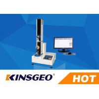 Quality Bend / Peel / Tensile Strength Test Equipment 5KN With Computer Display wholesale