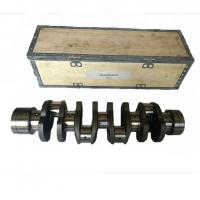 Quality Alloy Engine Parts Crankshaft / Cast Iron Crankshaft For ISUZU 4HF1 Forklift Engine wholesale