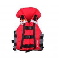 China Rafting Inflatable Personal Flotation Device High Visible Fabric Easy Fastened on sale