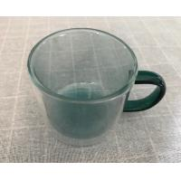 China OEM Tableware Decorative Glass Cup with Wholesale Price on sale