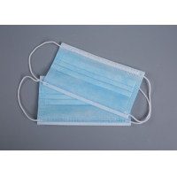 Quality Melt Blown Anti Proof Disposable Hypoallergenic Dental Masks wholesale