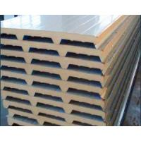 China Insulated Pur Sandwich Panel for Cold Storage (IPU01) on sale