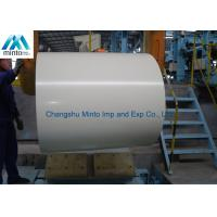 China Lightweight Color Coated Steel Coil Anti Corrosion With ISO9001 Certification on sale