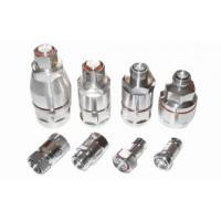 Quality RF Connector,Rf coaxial mini din 4.3/10 ,90 degree angle coaxial cable connector,7/16 DIN female connector wholesale