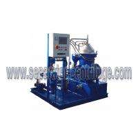 Quality 3 Phase Oil Centrifuge Machine Fuel Oil Hadling System Disc Diesel Oil Centrifuge wholesale