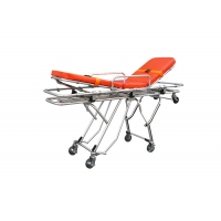 China Multifunctiona Aluminum Alloy Ambulance Stretcher Transport Patient on sale