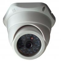 China 30m Indoor Dome IR CCTV Camera Vandalproof Aluminum Alloy Housing , Color to BW on sale