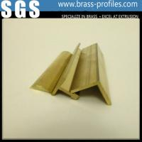 China Low Price Copper Alloy Window Frames Sliding Door Profiles on sale